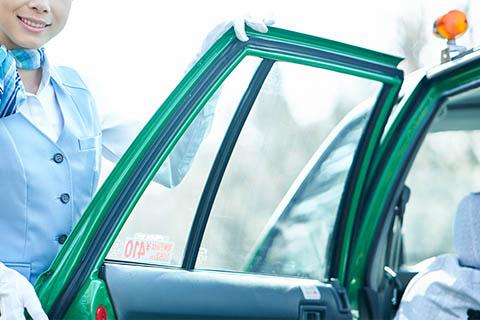 ご新規入れ歯製作時の「タクシー通院代補助」